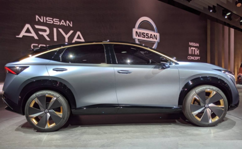 Nissan's Ariya crossover EV is concept blasphemy – and all the better for it
