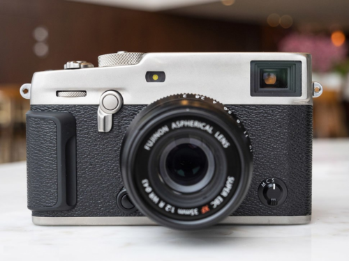 Display duality: The Fujifilm X-Pro3 in the California wine country