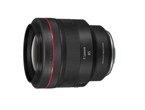 Canon RF 70-200mm F2.8L and RF 85mm F1.2L DS will arrive before the end of the year