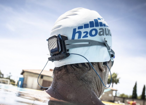 H2O Audio launches swimming headphones just for the Apple Watch