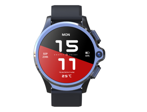 Kospet Prime Review: Ultimate Android Smartwatch Phone!