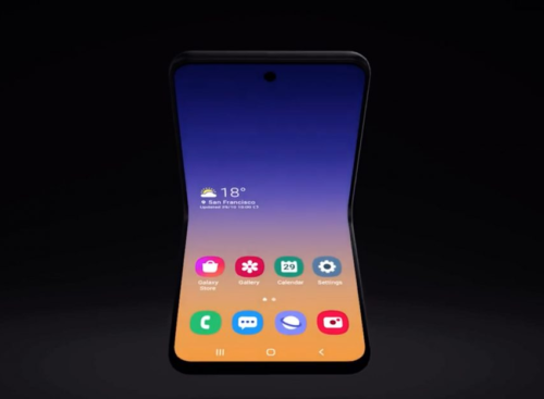 Samsung may have confirmed clamshell Galaxy Fold 2