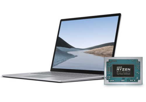 What we know about the custom Ryzen Surface Edition processor in the Surface Laptop 3