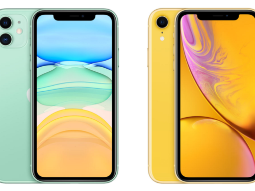 iPhone 11 VS iPhone XR Cameras Comparison Review
