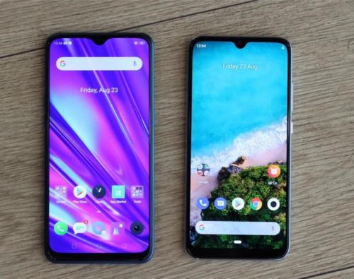 Realme 5 Pro vs Xiaomi Mi A3 Specs comparison