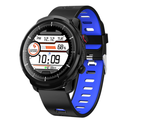 SENBONO S10 Pro Smart Watch Review: Full Circle Touch Screen Wristband Fitness Tracker Heart Rate Monitor