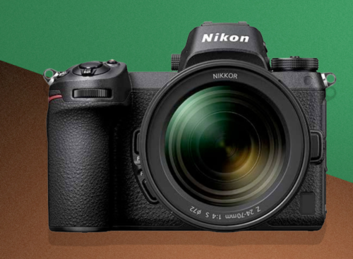 First Image of Nikon Z50 APS-C Mirrorless Camera