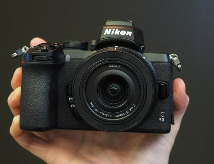 What the Z50 tells us about Nikon's APS-C strategy