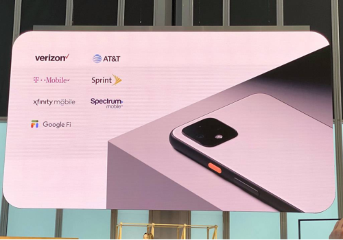 Google Pixel 4 and Pixel 4 XL price and release date official