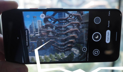 Google Pixel 4 camera features: All that's new