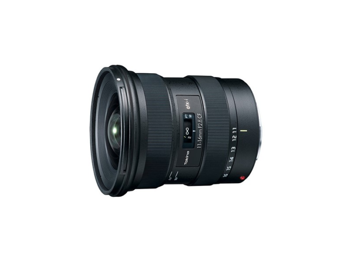 Tokina launches redesigned ATX-i 11-16mm F2.8 CF lens for Canon EF, Nikon F mounts