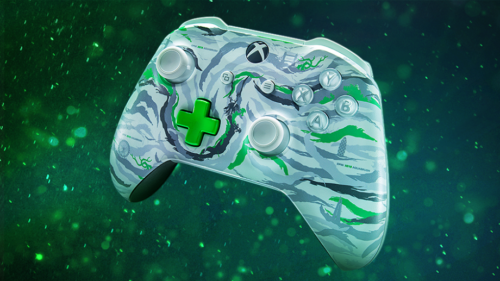 The ugliest Xbox controller ever made is also one of the most expensive