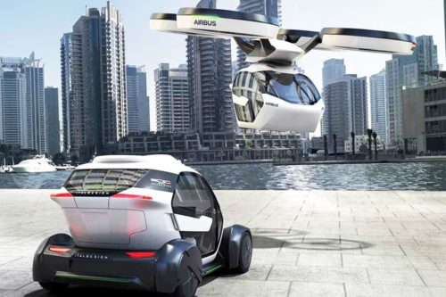 Audi suspends flying car plans