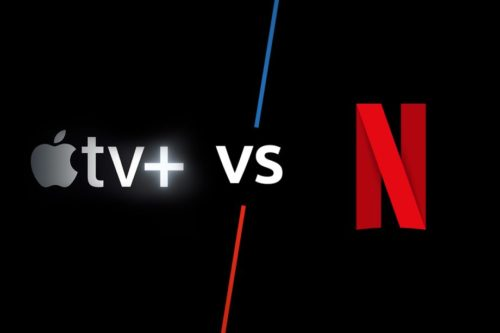 Apple TV Plus vs Netflix