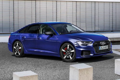 Audi A6 55 TFSI e quattro revealed