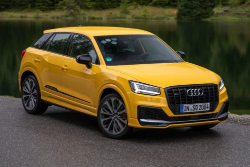 2020 Audi SQ2 Review : Quick Spin
