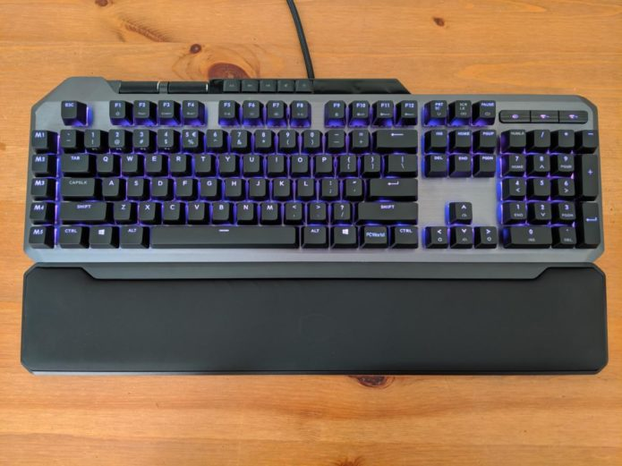 Cooler Master MK850 review: Don't throw away your controller just yet