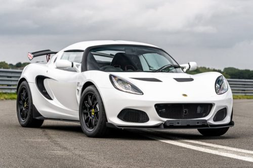 Lotus Elise Bathurst Edition released