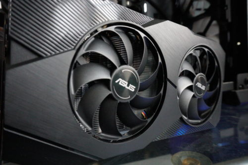 Asus Dual GeForce GTX 1660 Super EVO OC review: Faster memory, much bigger punch