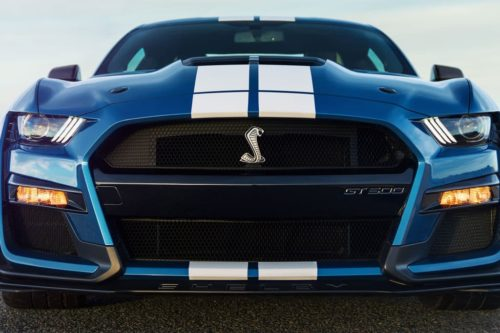 Supercharged Ford Mustang reveal this week