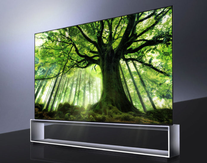 LG 88Z9 8K OLED TV review: If you've got the cash, this stunning TV delivers the goods