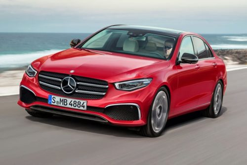 Next Mercedes-Benz C-Class to leap tech barriers