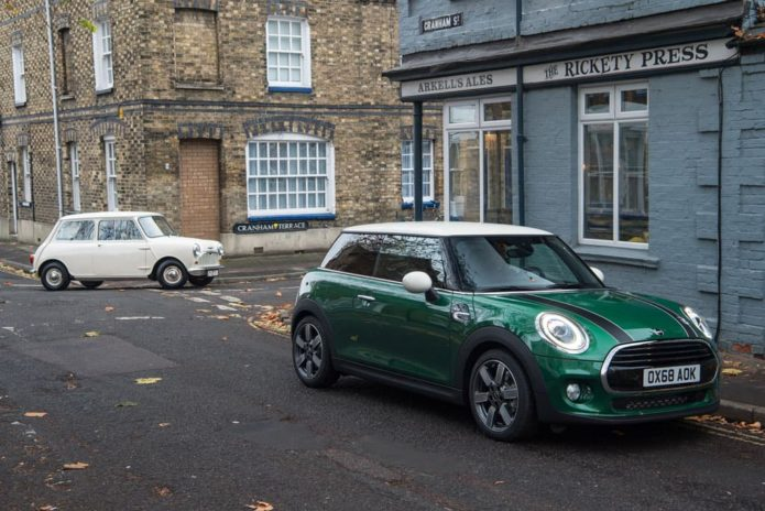 MINI to go large at Motorclassica