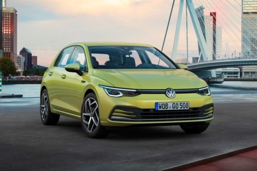 Volkswagen Golf's 8th-Gen Model Is Finally Here and Thoroughly Modern