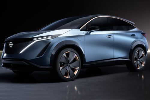 "Nissan's first electric SUV ""almost as fast as GT-R"""