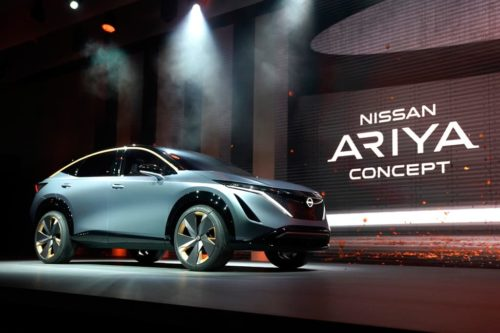 Five reasons we can't wait for the Nissan Ariya