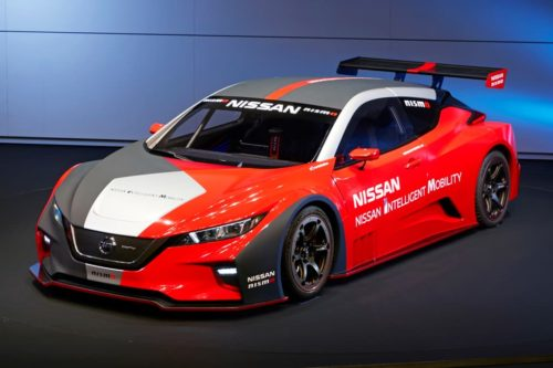 Next Nissan GT-R and Z could go EV