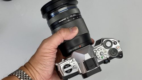 Olympus OM-D E-M5 Mark III In-depth Hands-on: compact and even more powerful