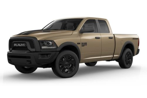 2019 RAM Mojave Sand Package could come to Oz