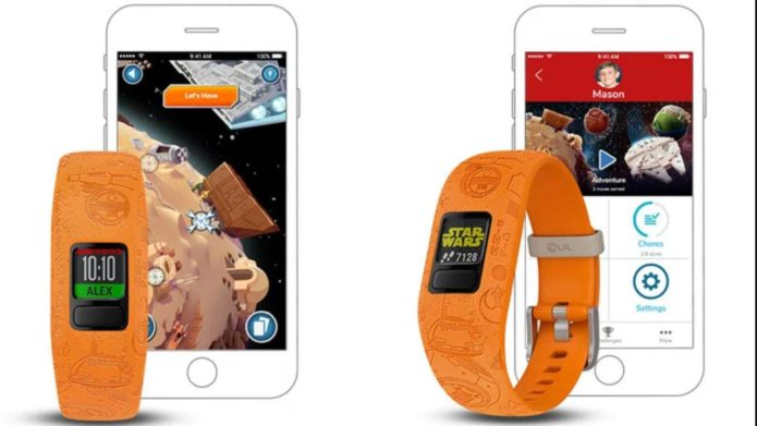 Garmin launches vívofit jr. 2 Star Wars activity tracker for kids