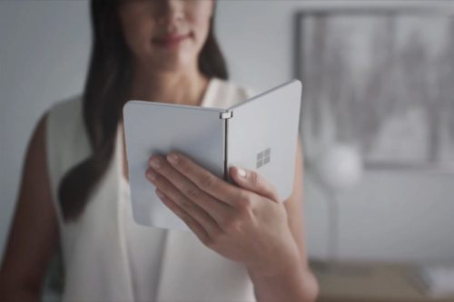 New Microsoft Surface Duo leak hints that foldable may have underwhelming specs