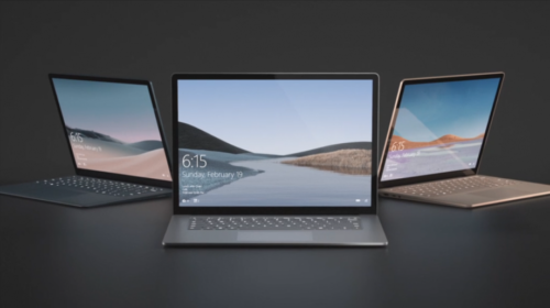 Surface Laptop 3: Microsoft claims new laptop is 3x more powerful than MacBook Air