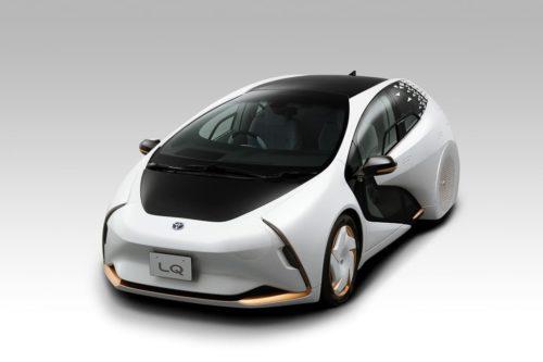 TOKYO MOTOR SHOW: Toyota LQ concept revealed