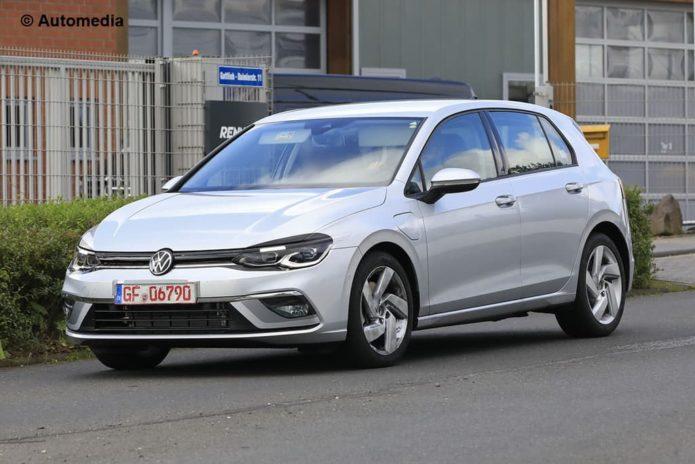 Sleeker 2020 VolkswageSleeker 2020 Volkswagen Golf leakedn Golf leaked