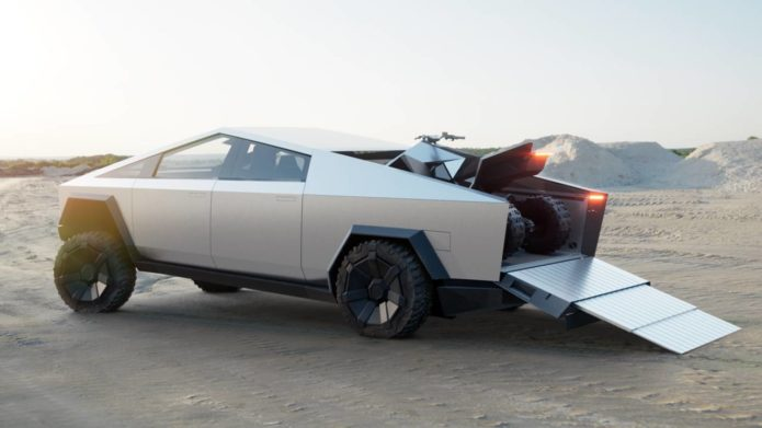 Ignore the design: Tesla's Cybertruck is oddly practical