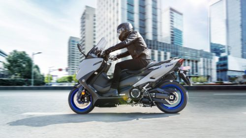 2020 Yamaha TMax First Look: Engine increased to 560cc