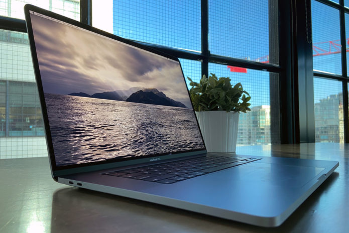 16-inch MacBook Pro 2.4GHz 8-core Core i9 (2019) review: The Mac laptop that gets it right