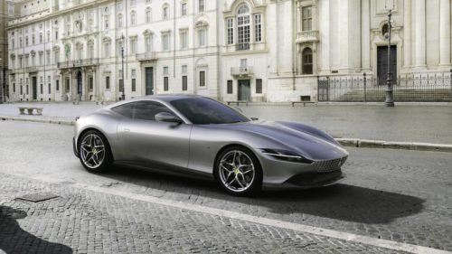 Ferrari Roma could be the Italian automaker's most beautiful car in years