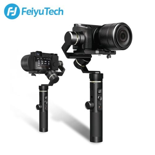 Feiyu G6 Max 3-Axis Stabilized Handheld Camera Gimbal Review