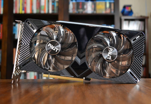 Palit GeForce GTX 1660 Super GamingPro OC Review