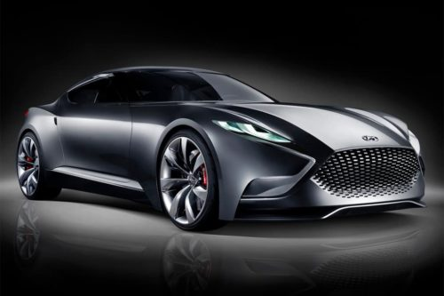 Hyundai confirms Rimac-powered electric supercar
