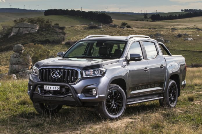2019 LDV T60 Luxe v SsangYong Musso XLV Ultimate comparison: Battle of the budget utes