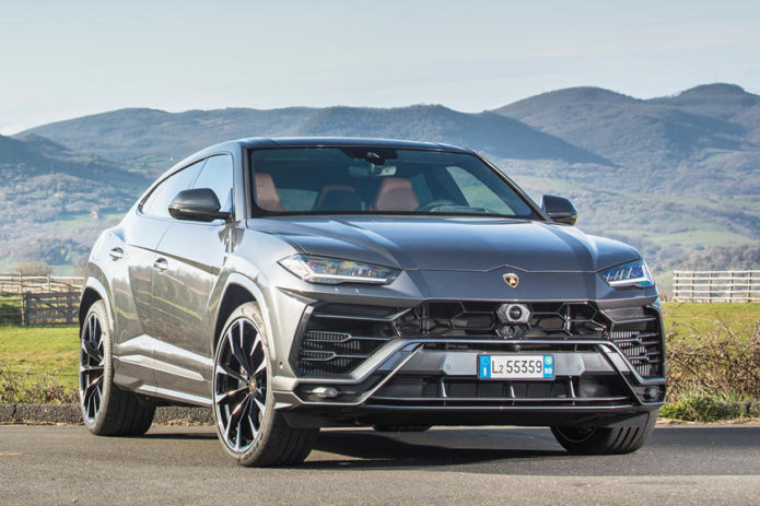 Advanced 3D Bang & Olufsen Sound System (2019 Lamborghini Urus) review