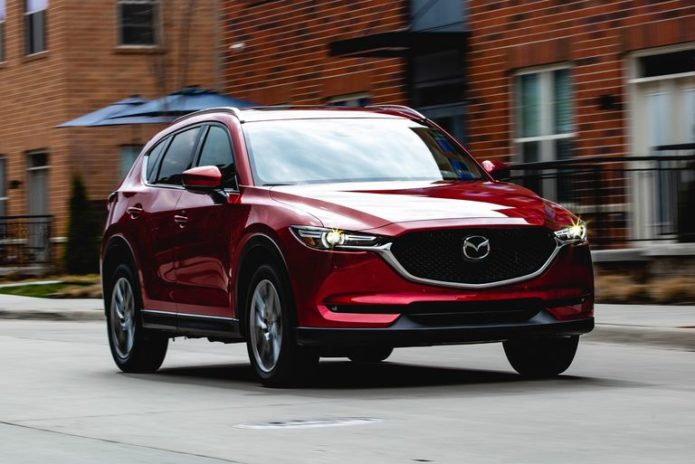Our Mazda CX-5 Is Ready to Play in the Snow