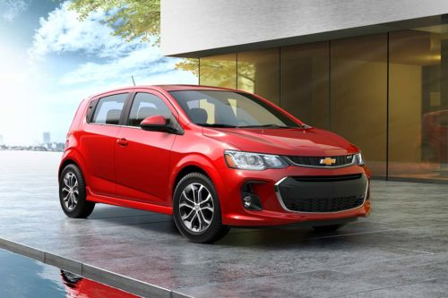 2020 Chevrolet Sonic Review