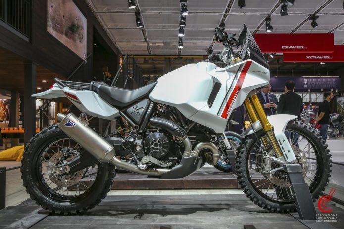 2020 DUCATI SCRAMBLER CUSTOM AND STOCK MOTORCYCLES AT EICMA
